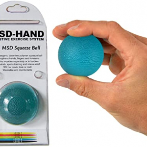 BALL SQUEEZE LEVEL 4 FIRM BLUE