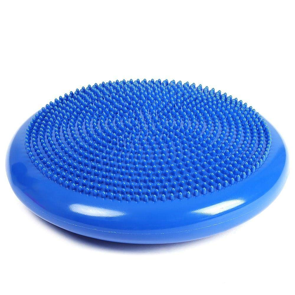 CUSHION SEAT WOBBLE SPIKE WITH PUMP