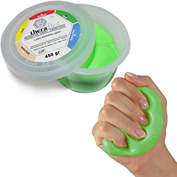 THERAFLEX PUTTY FIRM GREEN 170 GR