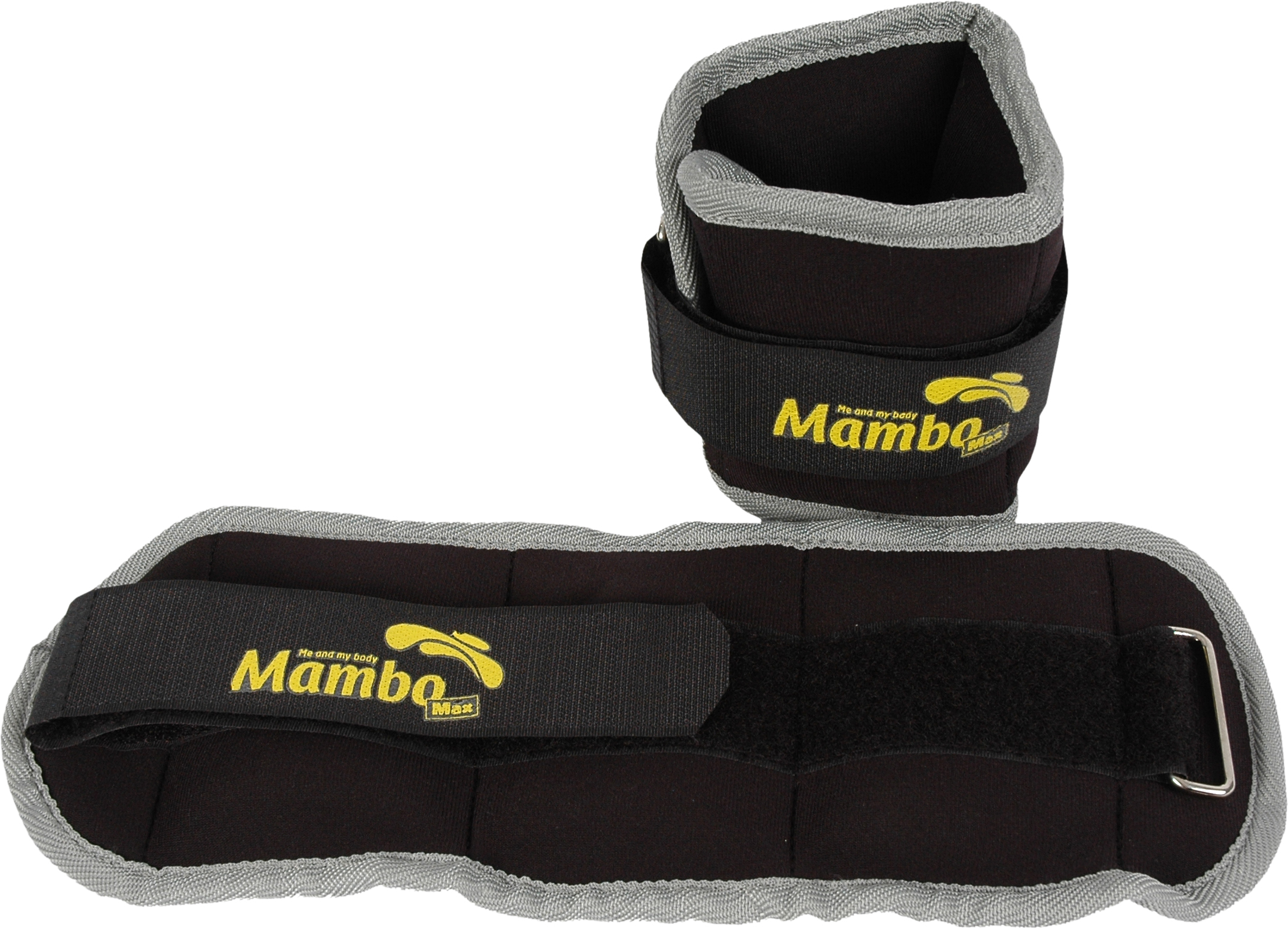 WRIST & ANKLE WEIGHTS 2 KG PAIR