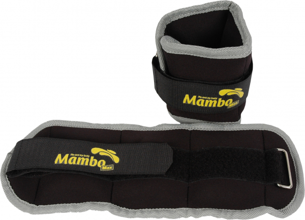 WRIST & ANKLE WEIGHTS 3 KG PAIR