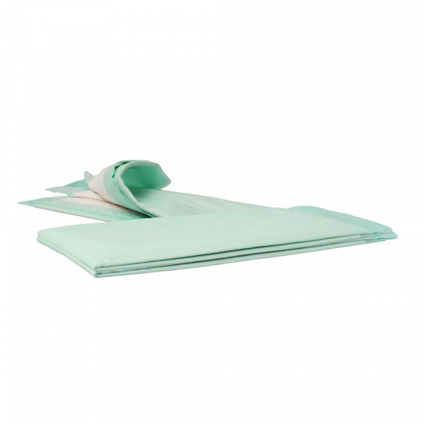 INCONTINENCE UNDERPAD GREEN REUSABLE