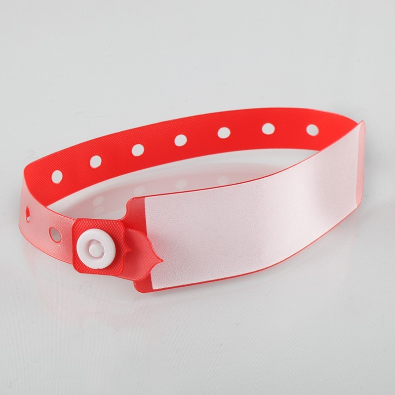 ID BAND RED