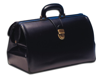 DOCTOR'S LEATHERBAG SUPER TEXAS