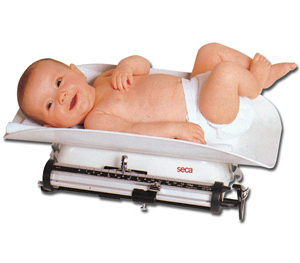 SCALE MECHANICAL SECA FOR BABY
