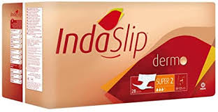 NAPPY INDASLIP SUPER 3 110 - 150 CM PCK OF 28