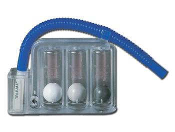 respiratory exerciser triball