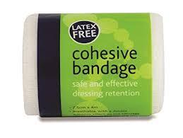 bandage coheisive
