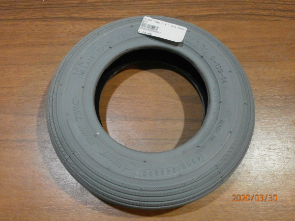 TYRE OUTER 7 X 1 34 INCH