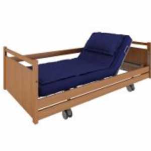 HOSPITAL BED ARIES LUX MANUAL OPERATED 4 SECTION