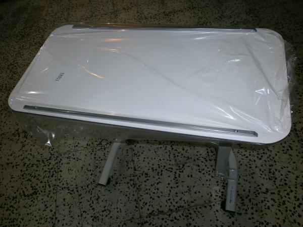 TABLE OVERBED HD METAL FRAME H/ADJUSTABLE