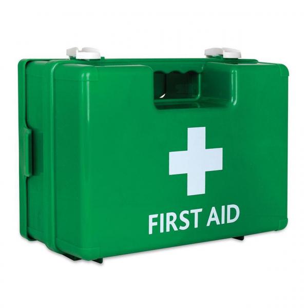 FIRST AID BOX EMPTY